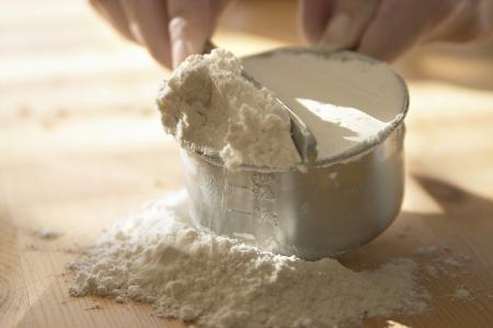 Disa këshilla gjatë skuqjes me vaj Flour